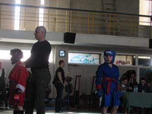 В Ужгороді відбувся Чемпіонат з бойового самбо (ФОТО)