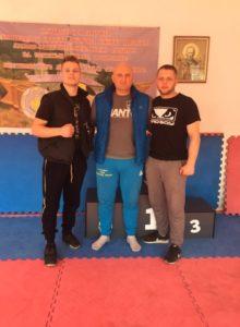 В Мукачеві провели Відкритий Чемпіонат області з бойового самбо