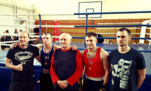 Спортсмени Ужгородської Федерації боксу привезли з турніру зі Словаччини золото