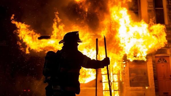 Пожежа на Великоберезнянщині: горіла надвірна споруда