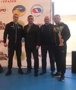 На Чемпіонаті України з бойового самбо команда Закарпатської області посіла перше місце (ФОТО)