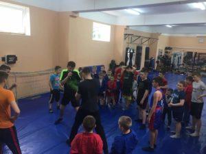 Ужгородські самбісти та боксери провели спільне тренування (ФОТО)