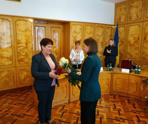 Міністерка освіти і науки України Ганна Новосад зустрілася з освітянами Закарпаття