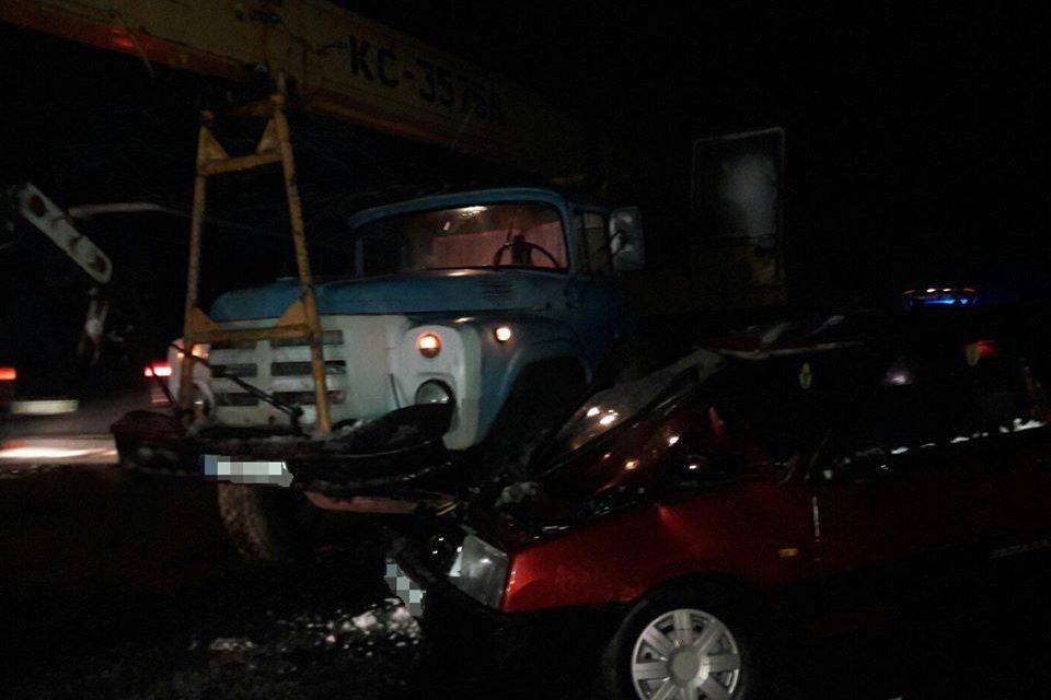 Поліція Мукачівщини встановлює обставини смертельної аварії: оприлюднено фото