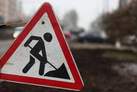 До уваги водіїв: ужгородців попереджають про аварійні роботи на вулиці Гагаріна