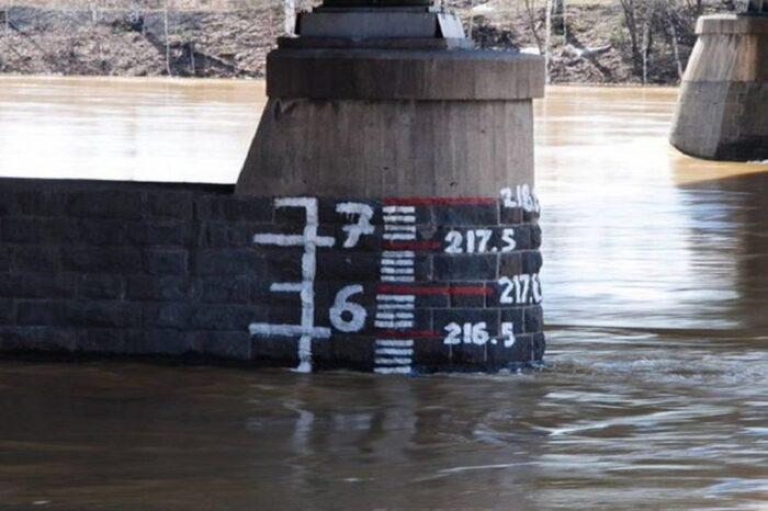 Синоптики прогнозують підйом рівня води в річках Закарпаття