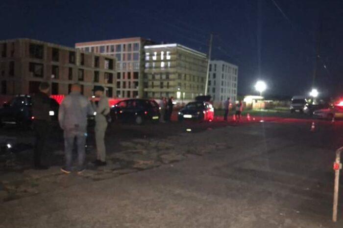 Поліція затримала стрілка, який поранив двох чоловіків на околиці Ужгорода