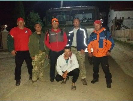 На Перечинщині рятувальники спільно з поліцією шукали сімох туристів