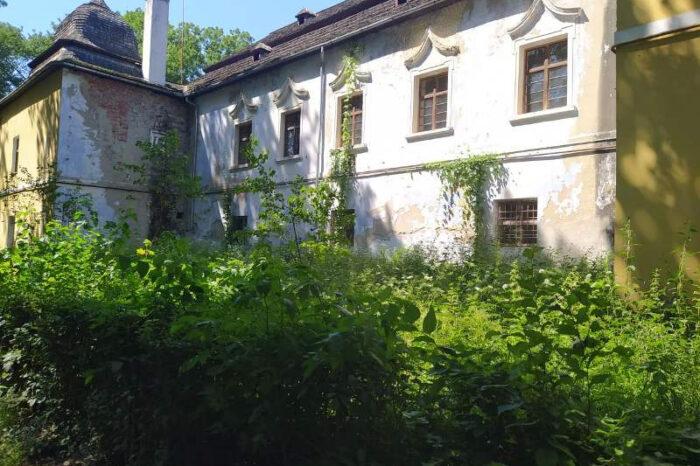 У Виноградові заростає бур'янами та руйнується пам'ятка архітектури національного значення