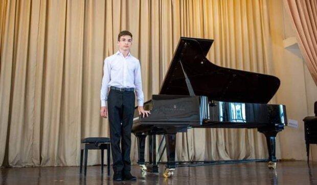 Піаніст з Ужгорода посів призове місце на Всеукраїнському конкурсі