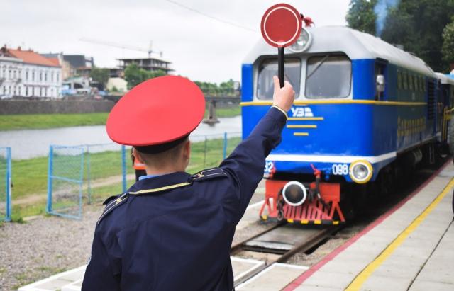 В Ужгороді хочуть закрити дитячу залізницю