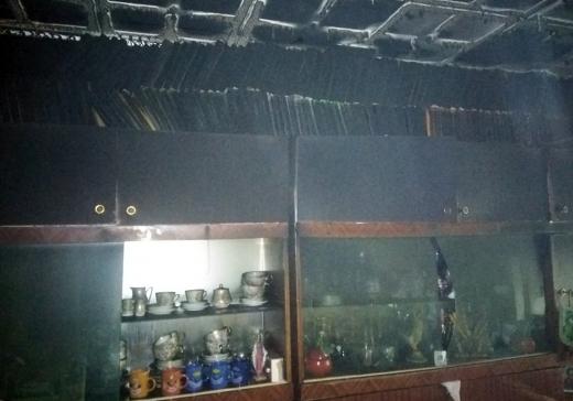 В Ужгороді електричний обігрівач призвів до пожежі (ФОТО)