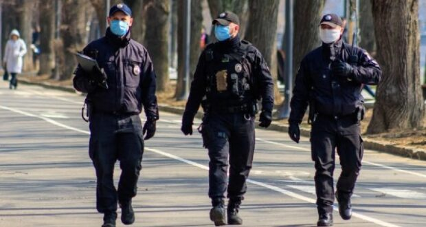 На Рахівщині поліція перевіряє дотримання правил карантину