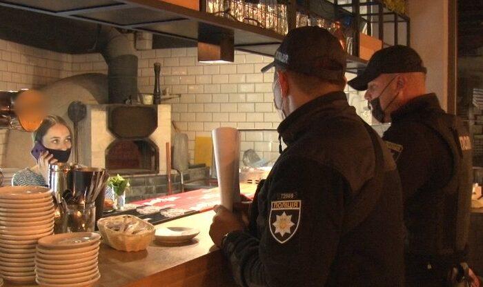 Заклади харчування перевірили цієї ночі в Ужгороді