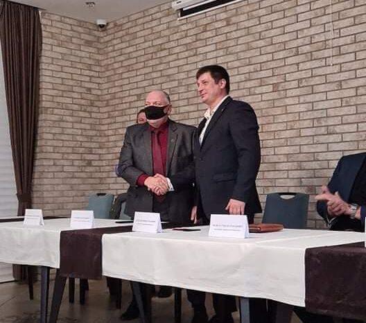 Микола Жолтані - новий голова Закарпатської Федерації Боксу (ФОТО)