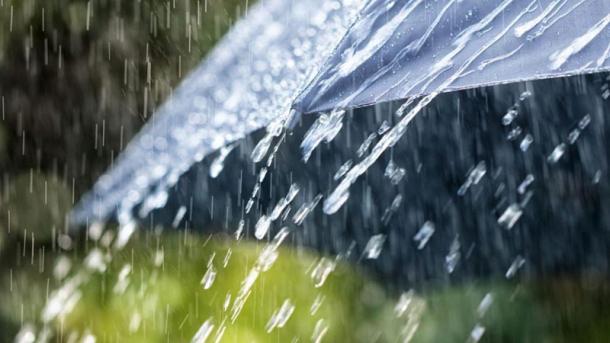 Закарпаття: Прогноз погоди на 8 жовтня - дощ, окремі грози