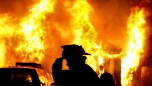 На Ужгородщині через пожежу в будинку загинув чоловік