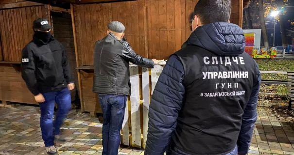 На Закарпатті затримали місцевого жителя за підкуп виборців