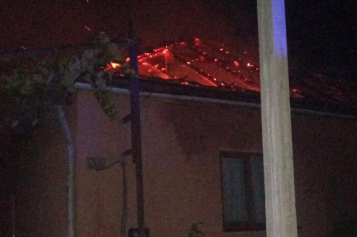 Під час пожежі загинув мешканець Свалявщини