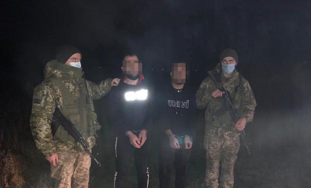 Двоє громадян Іраку намагалися незаконно потрапити через Закарпаття до Румунії