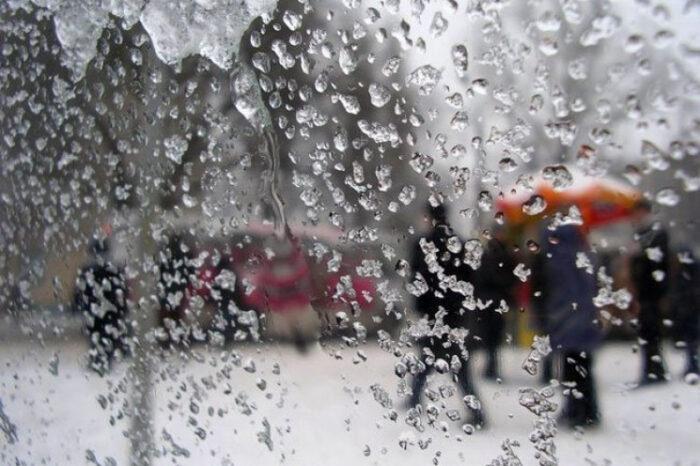 Останній день цього року на Закарпатті буде з дощем