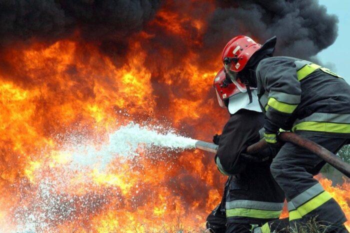 На Ужгородщині сталася пожежа у житловому будинку