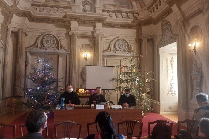 В Ужгороді журналістів нагородили єпархіальною премією ім. Йосипа Терелі (ВІДЕОСЮЖЕТ)
