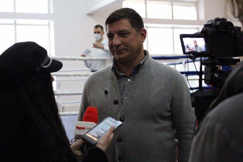 Микола Жолтані: «Мріємо про сучасний спортінтернат на Закарпатті» (ІНТЕРВ'Ю)