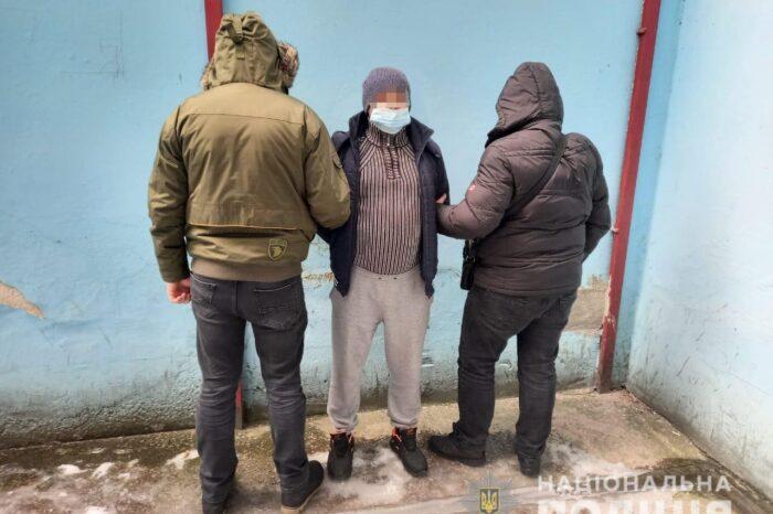 Поліція Тячівщини спіймала чоловіка, який переховувався за межами області