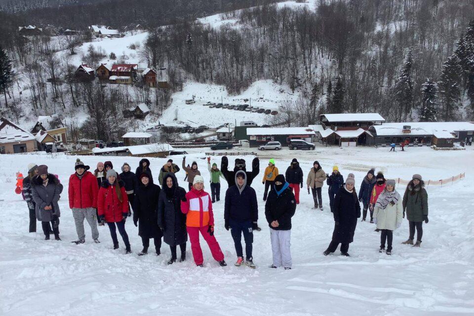 На Закарпатті втретє влаштували чемпіонат України з катання на лаворах