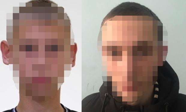 У Мукачеві затримали юнаків, які знімали фари з автомобілів