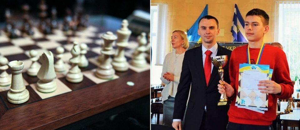 Закарпатець здобув золото на чемпіонаті України з шахів серед юнаків (ФОТО)