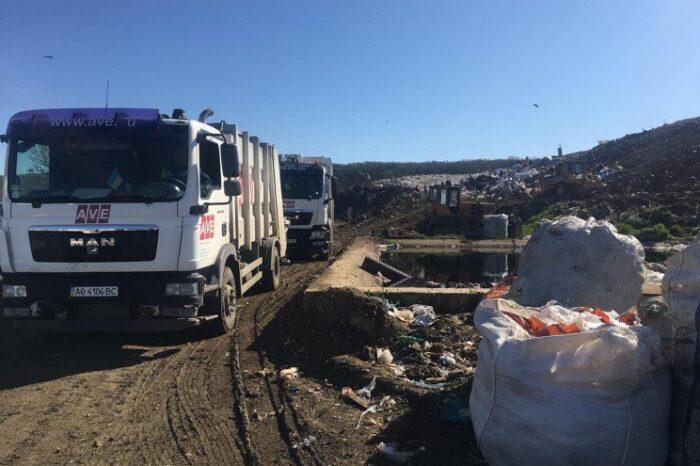 Ужгородців попереджають про затримку вивезення сміття з міста