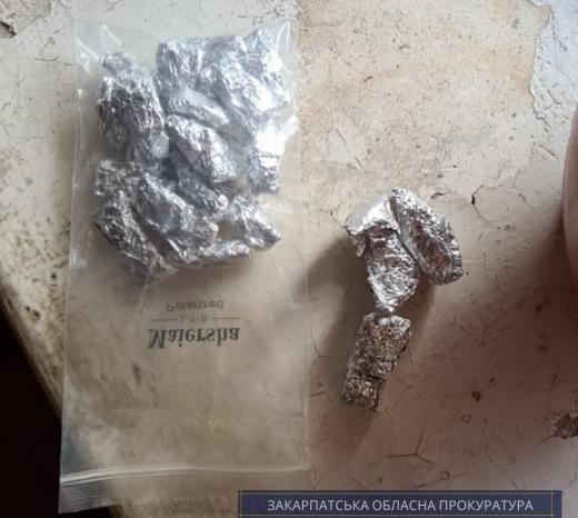 Ужгородця, підозрюваного у збуті наркотиків, взяли під варту (ФОТО)