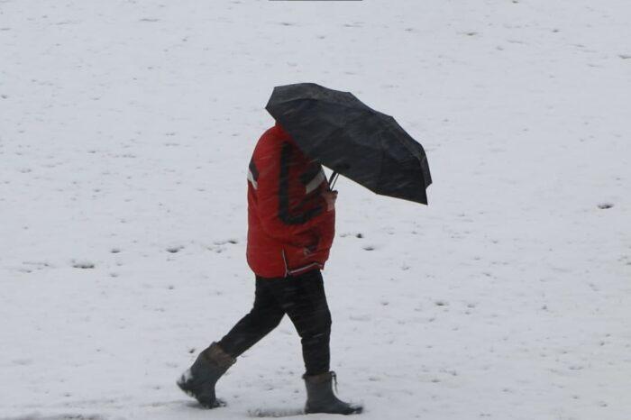 Знову зима: Закарпаття рясно засипало снігом (ВІДЕОСЮЖЕТ)