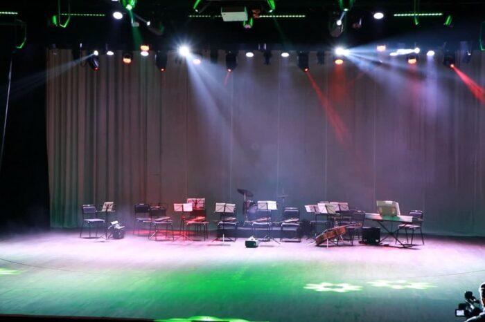 В Ужгороді презентували відреставровану велику сцену драмтеатру (ВІДЕОСЮЖЕТ)