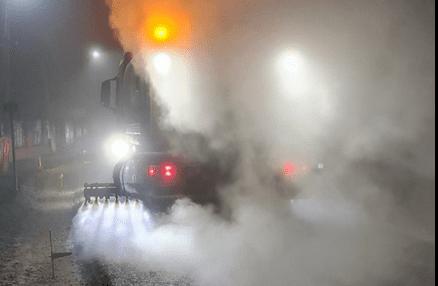Закарпатських водіїв попереджають про цілодобові ремонти доріг по області