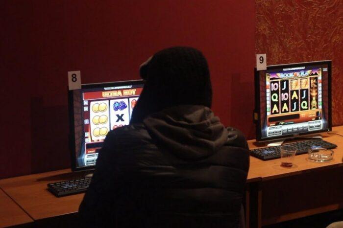 У Виноградові виявлено черговий зал з ігровими автоматами