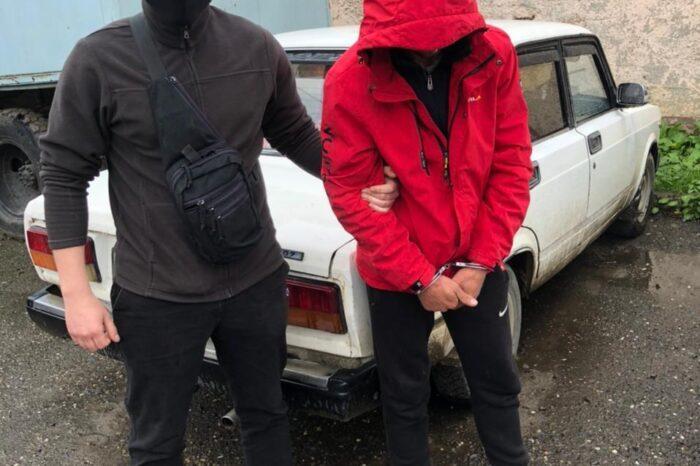 У Виноградові два брати обікрали автомийку (ФОТО)