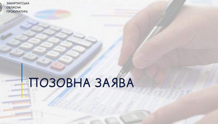 Стягнення 3,2 млн грн податкової заборгованості з підприємства – подано позов до суду