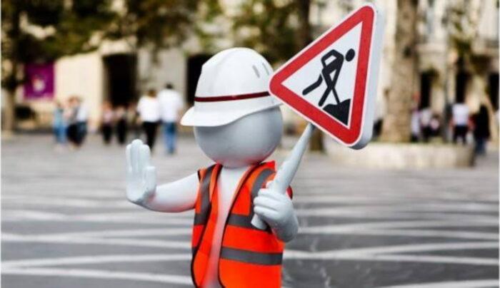 На двох вулицях Ужгорода буде ускладнено рух
