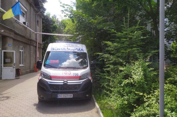 У Мукачеві створили мобільну бригаду паліативної допомоги