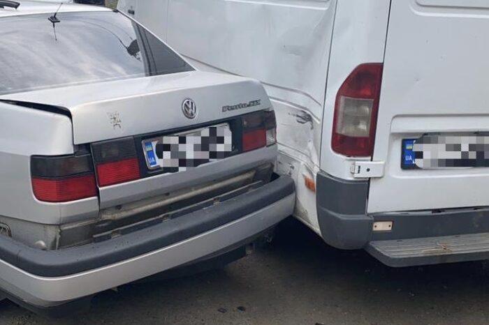 ДТП на Мукачівщині: травмовано  четверо людей