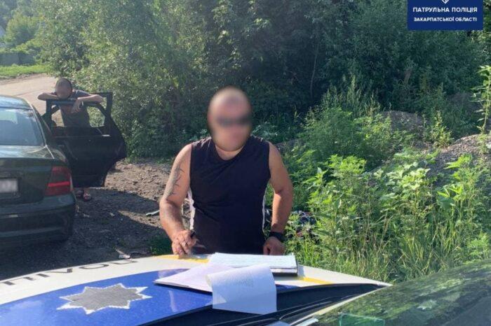 Ужгородець заплатить 71 тисячу за те, що їхав п'яний і без прав за кермом