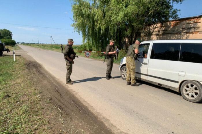 Державний кордон на Закарпатті прикордонники охоронятимуть разом із нацгвардійцями (ФОТО)