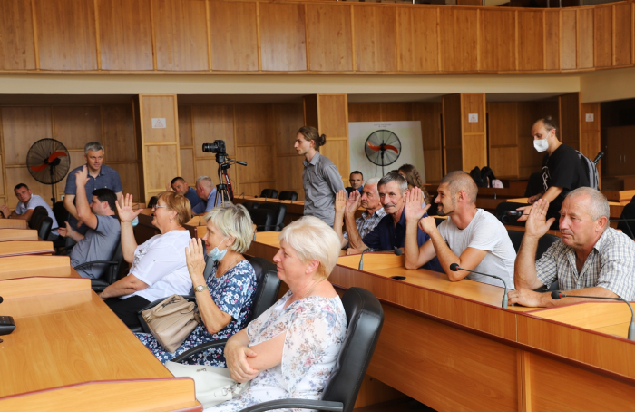 В Ужгороді відбулися громадські слухання: що вирішили? (ВІДЕО)
