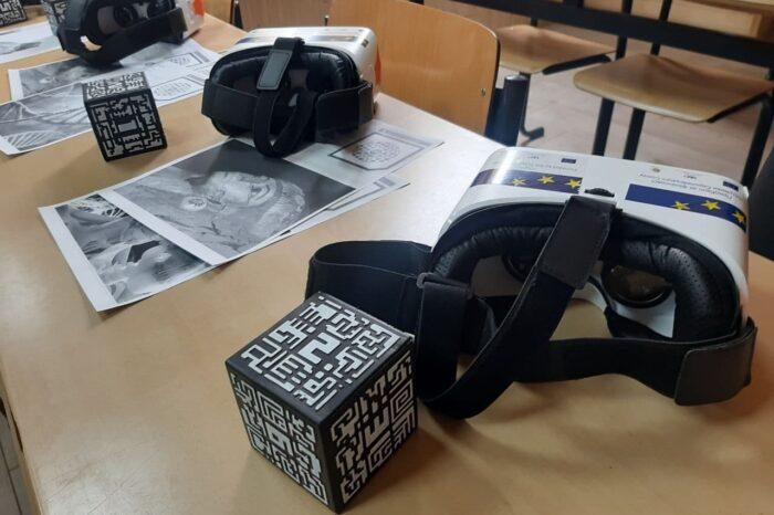 Перші в Україні: Два навчальні заклади Тячівщини отримали окуляри віртуальної реальності (ФОТО, ВІДЕО)