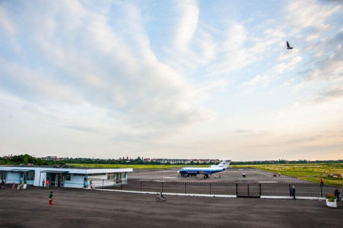 З аеропорту Ужгород відправився перший міжнародний рейс