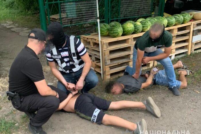 На Закарпатті затримали торговця метамфетаміном