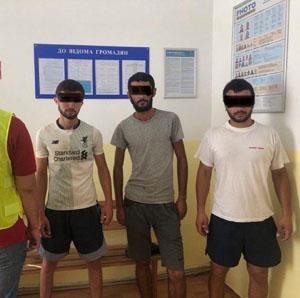 У Мукачеві виявили 12 іноземців-порушників